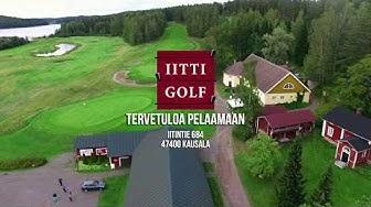 Iitti Golf Oy väyläesittely