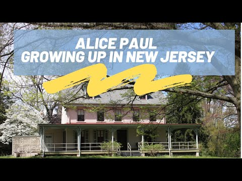 Alice Paul: Life at Paulsdale