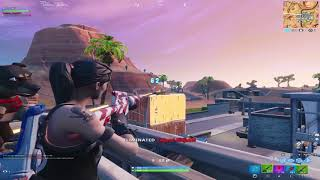 Abusing AIM ASSIST on PC (Fortnite)