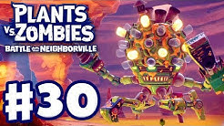 Major Problem Boss Fight! - Plants vs. Zombies: Battle for Neighborville - Gameplay Part 30 (PC)