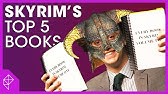 I read all 337 books in Skyrim so you don't have toUnraveled