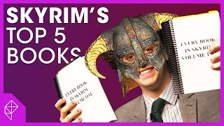 I read all 337 books in Skyrim so you don't have to | Unraveled, Ep. 2