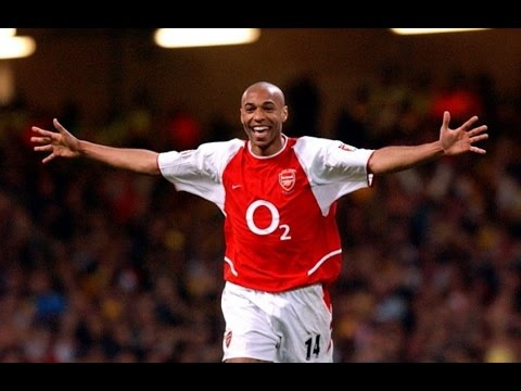 Thierry Henry | Arsenal | 2003/04 Overall - Peak Season