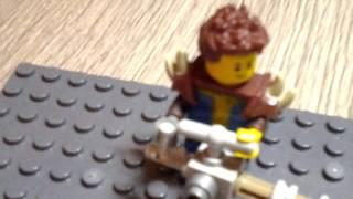 Лего самоделки оружия