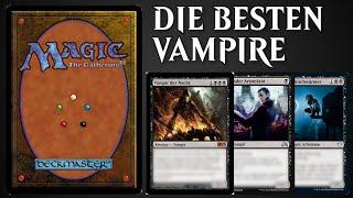 Die besten Vampire in Magic the Gathering | Tutorial deutsch | Trader MTG Commander Review Vampires