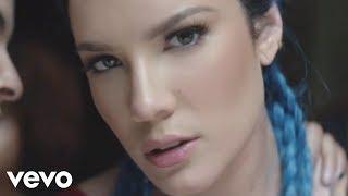 Halsey - Strangers ft. Lauren Jauregui by : HalseyVEVO