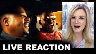 Bad Boys for Life Trailer REACTION
