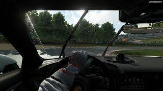 "Gran Turismo Sport - ""Rain Conditions"" Glitch at Brands Hatch GP - 1.47"