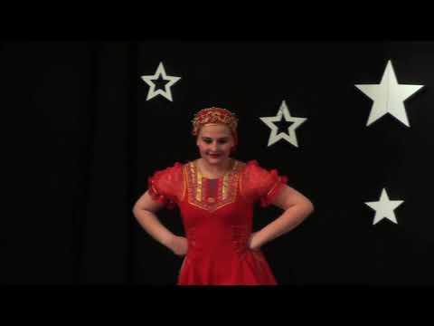 Концерт ансамбля народно-сценического танца