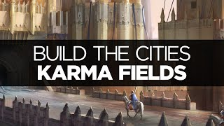 [lyrics] Karma Fields - Build The Cities (ft. Kerli)