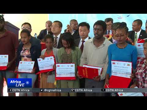 Ethiopian students awarded scholarships to study in China