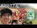 BRUUTTAL ESTADIO VLOG | Deportes Tolima Vs Nacional Cuartos de Final Liga Aguila 2017