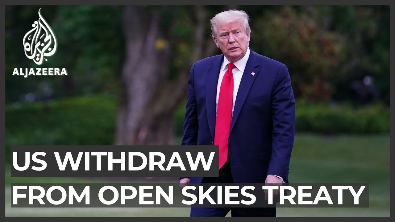 Russia says US withdrawal from Open Skies Treaty would ...