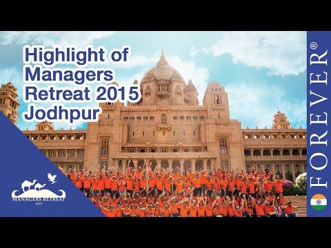 Managers Retreat 2015 - Jodhpur