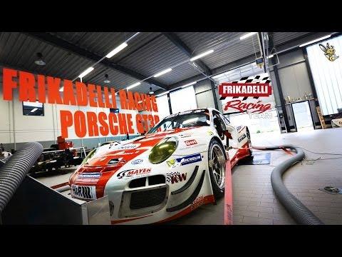 Porsche GT3 R Dyno - Sabine Schmitz Frikadelli Racing