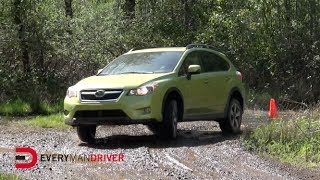 Subaru XV Crosstrek Hybrid 2014 Videos