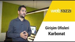 Karbonat'ın ajans dünyası ve ofis ortamı
