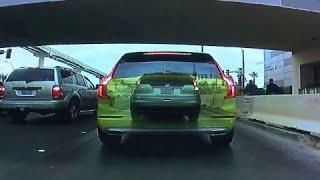 Au CES de Las Vegas, on a trouvé des voitures transparentes...