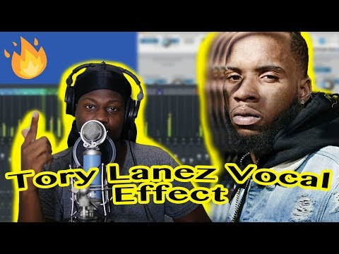 How to Sound Like Tory Lanez Vocal Effect Tutorial! FL Studio