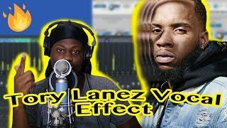 how to sound like tory lanez vocal effect tutorial fl studio