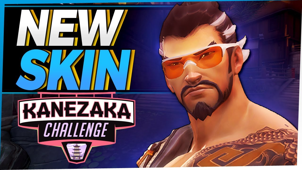 Overwatch New Hanzo Skin and Event - Plus Sigma NERFS
