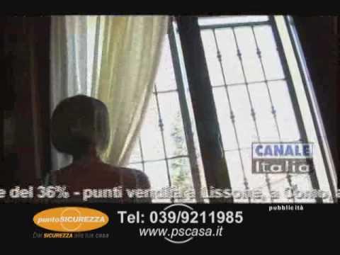 Dai sicurezza alla tua casa spot tv di punto sicurezza casa