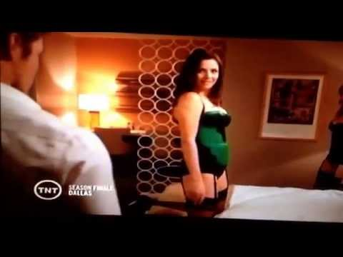 Dallas (tv series) threesome part 1