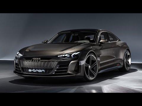 Audi e-tron GT: ¡590 CV y +400 km de autonomía!