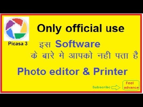how to edit videos on picasa 3
