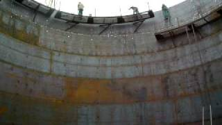 Монтаж резервуаров 1.AVI(, 2010-06-04T20:26:16.000Z)