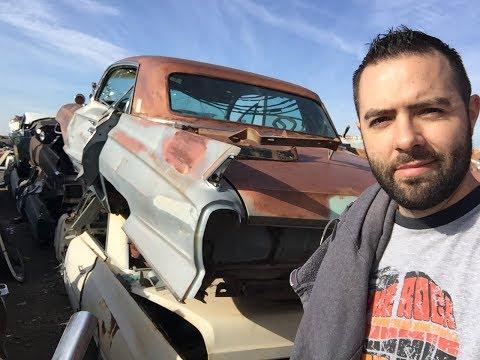 Quick Walking Tour Of Desert Valley Auto Parts (DVAP) - Phoenix, AZ 2-17-2018