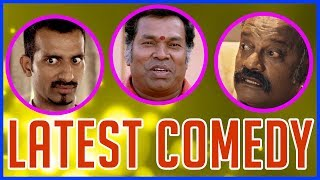 Latest Tamil Comedy Scenes 2018 | Odu Raja Odu | Kasu Mela Kasu | Annanuku Jey | Latest Tamil Movies