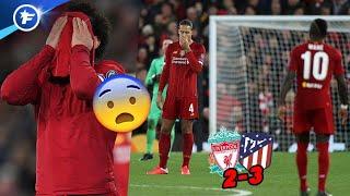 L'Angleterre sous le choc après l'élimination de Liverpool contre l'Atlético | Revue de presse