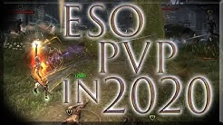 Is ESO PvP Any GOOD in 2020? 🤔 Builds, Balance, Performance & Gameplay - ESO - Dragonhold