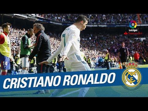 Cristiano Ronaldo Best Goals & Skills LaLiga Santander 2017/2018