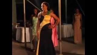 Farm Queens In Their Evening Gown At Denbigh 2014 Thumbnail