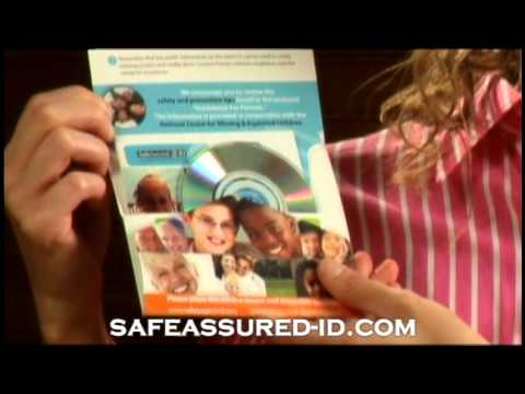 Safe Assured Child Identification Kit