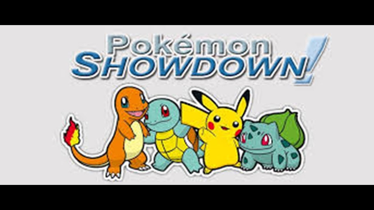 Pokemon showdown episode 1  YouTube