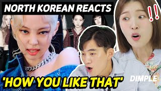 North Koreans React to BLACKPINK MV For the First Time!ㅣ 'How You Like That' Reaction