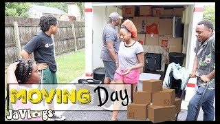 Moving Day | Family Moving To Florida | JaVlogs