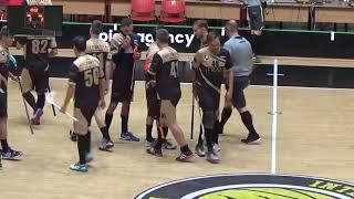 24. 8. 2018 Slovak Floorball Cup 2018 - piatok 7:15 - 18:30 záznam