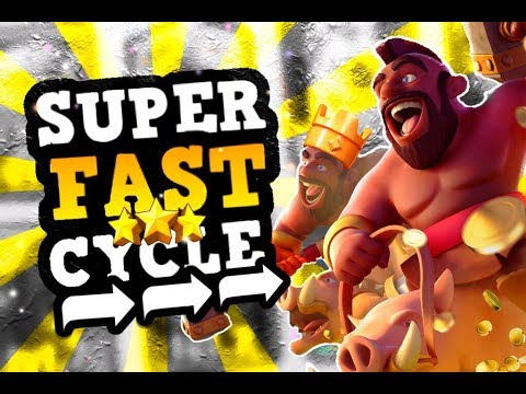 FAST HOG CYCLE :: Best LADDER Deck AGAIN! :: Full Deck Guide