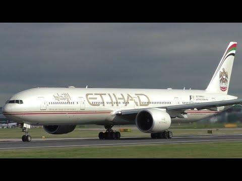 20 Engine Spool Ups at Manchester Airport | B777, A330, B767, 757, A318, B787, CS100, CRJ900, 737