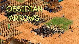 Obsidian Arrows Confirmed Best Upgrade in AOE2!