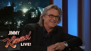 Kurt Russell on Fatherhood and UFOs