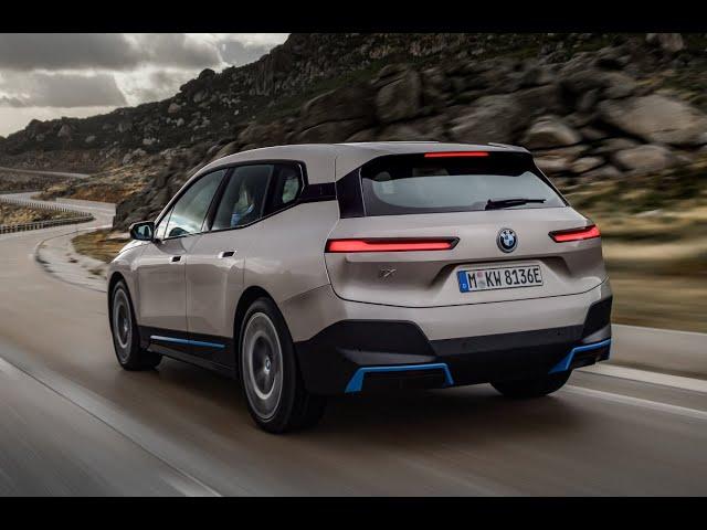 Prezentacja BMW iX