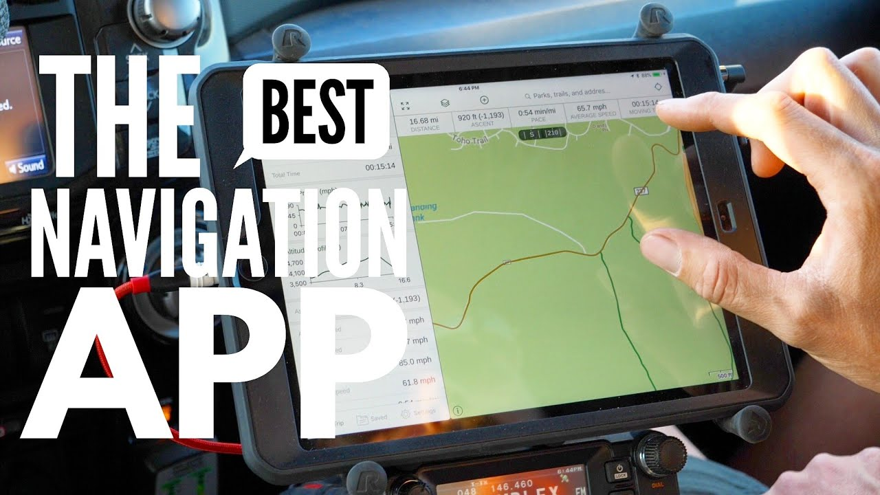 THIS is the BEST Outdoors Navigation App EVER - Lifestyle