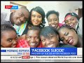 Kenyans react on social media after Gerald Mwangi takes his own life after sending a suicide post