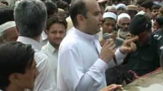 Charsadda Rajjar Chowk Load Shedding Protest