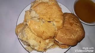 Cách làm bánh rán đô rê mon tại nhà rấ ngon.